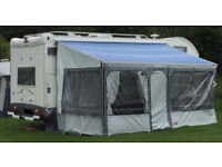 FIAMMA PRIVACY ROOM - LARGE, FAST CLIP - FITS F45S CANOPY (Size 450)