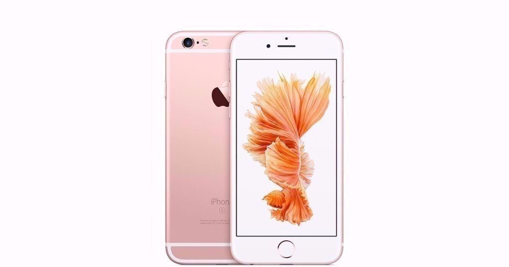 Apple iPhone 6s Plus 128GB Rose Gold Apple Warranty 2017 - Come Inside & Buy in Comfort!