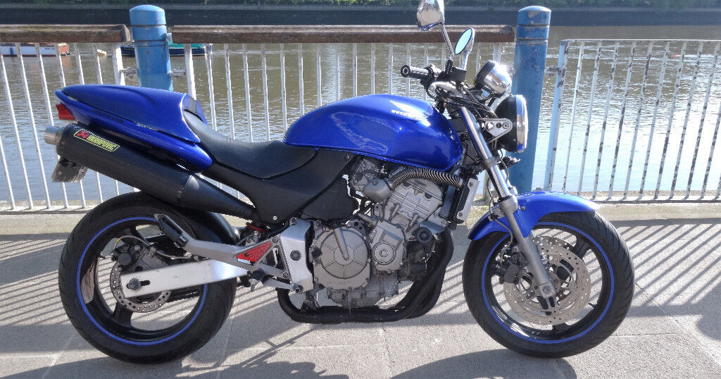 Honda Hornet 600 2001 33000 Miles Comes With Warranty