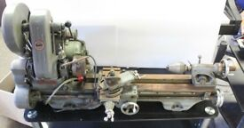 240V Myford Metal Work Lathe - Working But Needs Some Attention