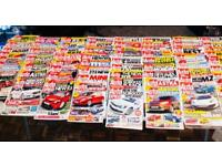 AUTO-EXPRESS CAR MAGAZINES