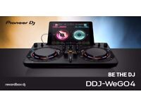 Pioneer DDJ-WEGO4 [mint condition]