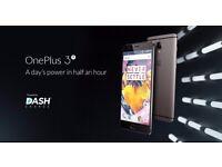 OnePlus 3T. Gunmetal. 128gb. Swap or sell.