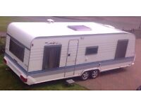 Hobby Exclusive 650, year 2000-2001, 6 berth