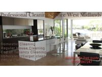 Professional High Quality Cleaning Services West Midlands