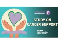 Macmillan study - Welfare system for Cancer patients