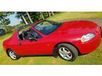 Honda delsol 67500 miles. Immaculate