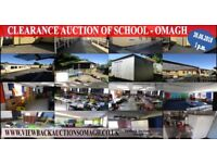 Clearance Auction of School-Omagh