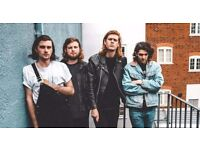 AMAZONS - GENERAL ADMISSION STANDING - DINGWALLS - WED 12/04 - £35!
