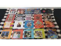 Record Vinyl Bundle Job Lot