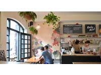 Full time and Part time staff/barista for Australian style cafe in Camden