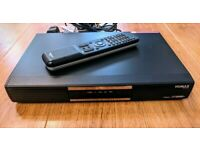 Humax PVR 9150T Freeview+ TV Recorder & Remote 160GB HDD SCART Twin Tuner Black