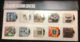 Royal Mail Classic Album Covers Stamp set 2010