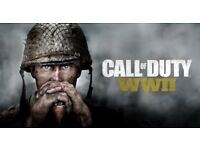 Call Of Duty WW2 (WWII) - GET IT EARLY