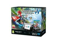 Brand new Wii U Mario kart 8 bundle