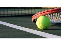 Tennis Partner wanted