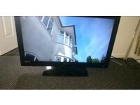 "technika 40"" lcd tv with remote"