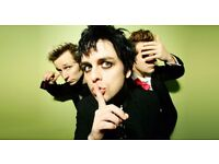 Green Day Ticket Ormeau Park Belsonic 28/06/2017 less than face value