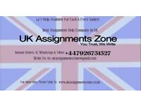 UK Assignments Zone - The Best Assignment help in UK