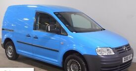 volkswagon caddy 2010