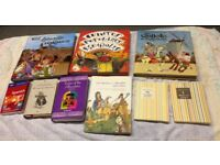 Spanish Books for Adults and Children: Various