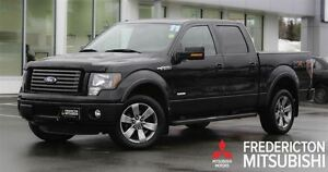 2011 Ford F-150 FX4! ECOBOOST! CREW! HEATED LEATHER!