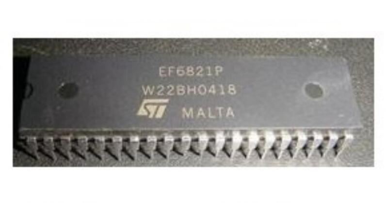 ST EF68A21P DIP-40 VoIP Ringing SLIC; Temperature Range: USA ship