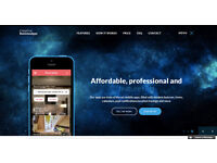 £150 - Web design - next day delivery