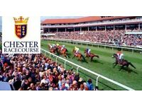 CHESTER RACES *TATTERSTALL TICKETS X4*