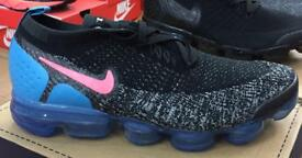 Brand new vapormax 2 , 4 colours size 6-11