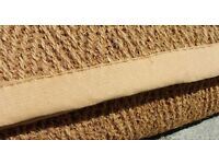 Coir Carpet for Bell Tent