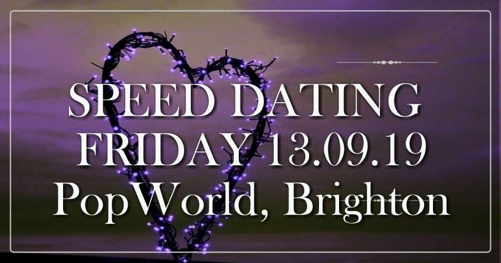 speed dating valentines day brighton