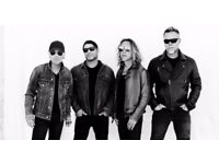 Metallica Glasgow 26th Oct 2017 - The Unforgiven Experience - VIP Standing Tickets