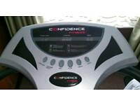 Confidence Fitness Vibrating Plate