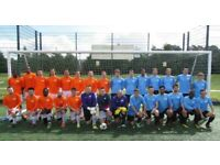 Find a local football team, find a local sunday morning football team. join local club