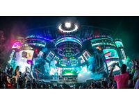 Ultra Miami 2017 Music Festival Ticket for sell