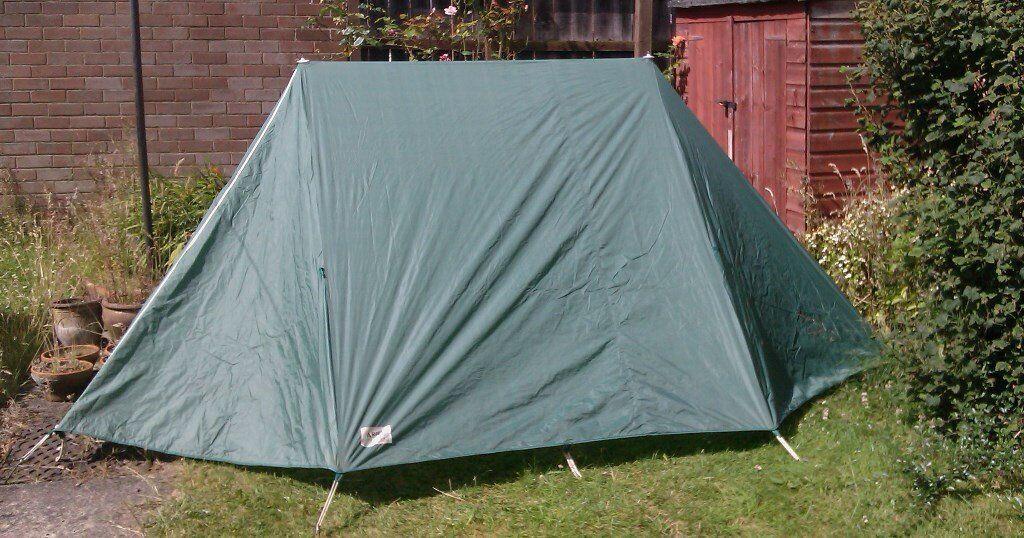 Ariel 2 Man Ridge Tent with Inner - Festival C&ing - Collect Sunderland & Ariel 2 Man Ridge Tent with Inner - Festival Camping - Collect ...
