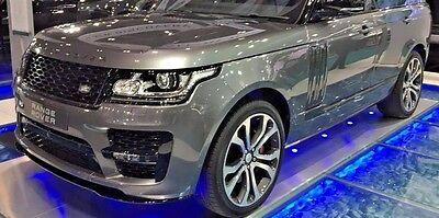 Range Rover OEM L405 2013+ SVO Design Pack Body Kit Front, Rear, Sides, & Tips