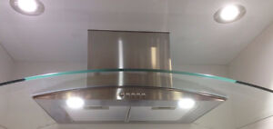 Stainless steel rangehood Geelong Geelong City Preview