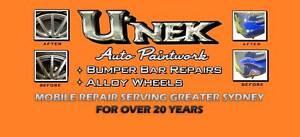 Unek Auto Paintwork Blacktown Blacktown Area Preview