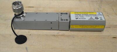 Agilent Keysight V8486a Waveguide Power Sensor 50-75ghz Wr15 Keysight Warranty