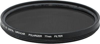CPL 77mm Multi-Coated HD Digital Circular Polarizer Filter