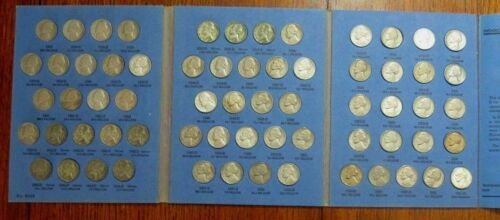 COMPLETE SET 1938-61 Jefferson Nickels Collection SILVER War 1950-D Bulk & SAVE