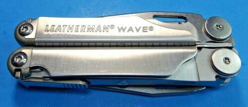 Leatherman Wave 2nd generation