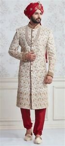 Indian Mens clothing Sherwani kurta jodhpuri bandgala Säle nrent