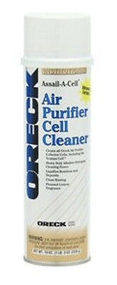 Oreck Assail-A-Cell Air Purifier Cleaner, Qty 2 Cans - The Best for Truman (Best Air Purifiers)