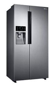 New Samsung American style fridge freezer