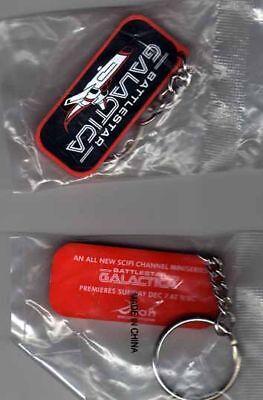 BATTLESTAR GALACTICA Promo Keychain key chain