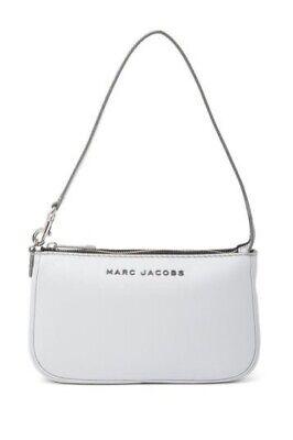 NWT MARC JACOBS City Slick Shoulder Bag Light Grey M0015017-052 MSRP $250