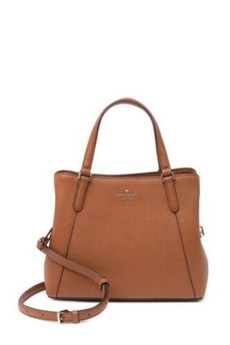 Kate Spade New York Jackson Leather Medium Satchel/NWT/$379/